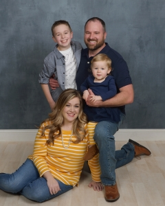 Ryan and Family