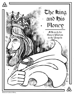 The King and his Money Cover (1)