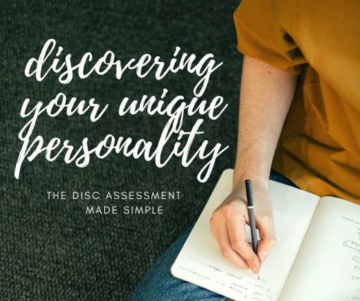 discovering your unique personality- fb